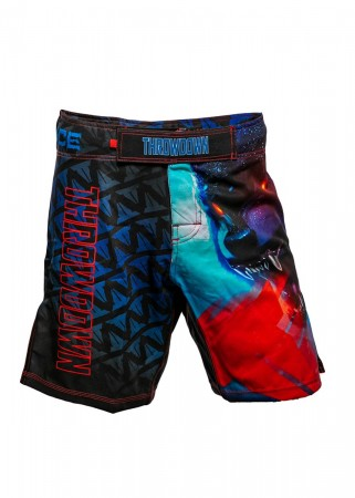 Throwdown Fightshorts Arctic